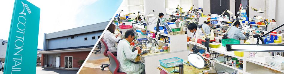歯科技工所コットンテール